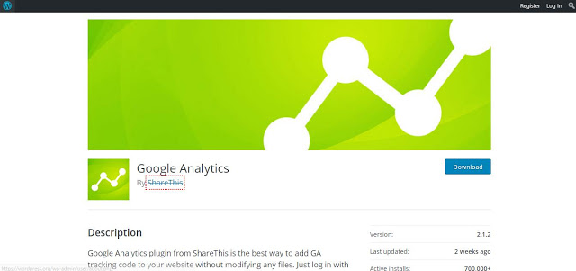 Plguin_google_analytics