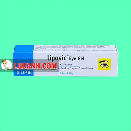Liposic Eye Gel 0.2%