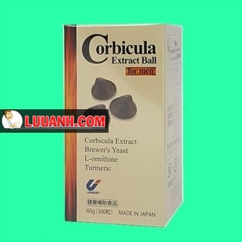 Corbicula Extract Ball