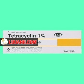 tetracyclin 1 %