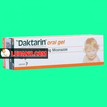 Daktarin Oral Gel