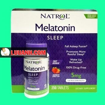 Natrol Melatonin Sleep