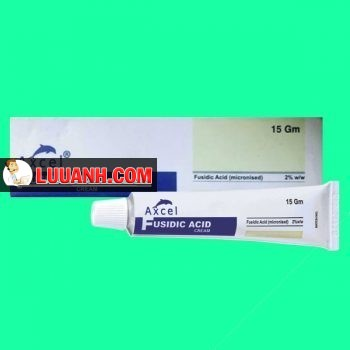 Axcel Fusidic acid cream