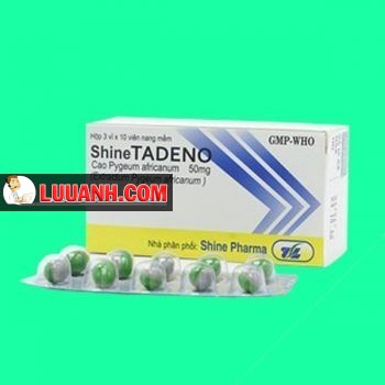 Shine Tadeno 50mg