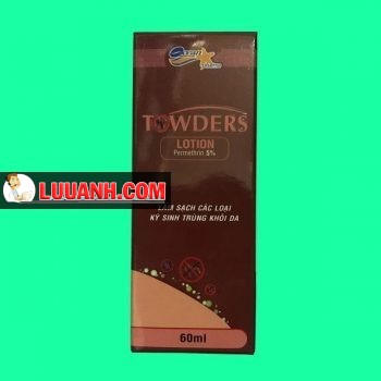 Towders Lotion