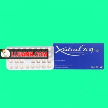 Xatral Xl 10mg