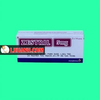 Zestril 5mg
