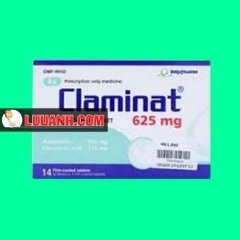 Claminat 625mg