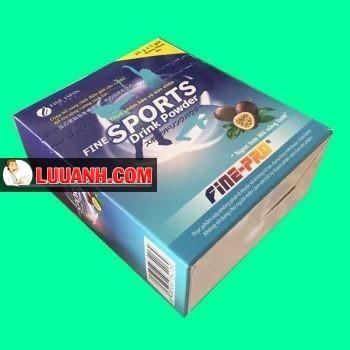 Fine Sports Drink Powder